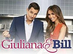 Giuliana og Bill Rancic dating show