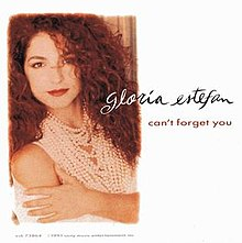 Gloria Estefan Can't Forget You U.S. Single Cover.jpg