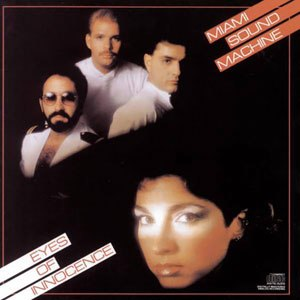Eyes of Innocence (Miami Sound Machine album) - Image: Gloria Estefan Eyes Of Innocence