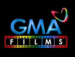 GMA Films - GMA Films logo used from September 2011 to May 2014.