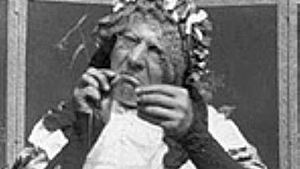 Grandma Threading her Needle - Screenshot from the film