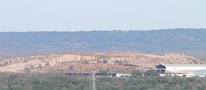 Granite Mountain (Texas) - Granite Mountain present day