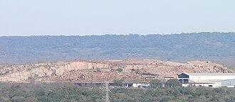Granite Mountain (Texas) - Granite Mountain present day