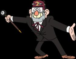 Grunkle Stan - Wikipedia