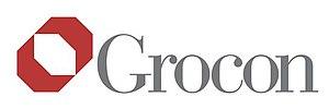 Grocon - Image: Grocon Logo