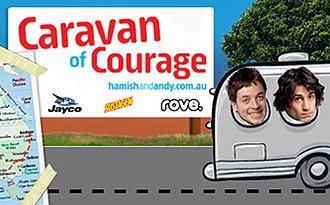 Caravan of Courage (TV series) - Logo