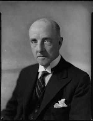 Harold Morris (politician) - Harold Morris