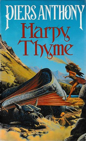 Harpy Thyme - Image: Harpy Thyme cover