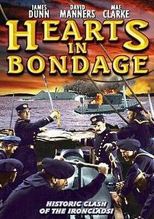<i>Hearts in Bondage</i> 1936 American war drama film by Lew Ayres