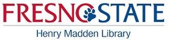 Henry Madden Library - Image: Henry Madden Library (logo)