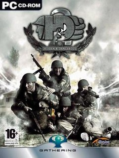 <i>Hidden & Dangerous 2</i> video game