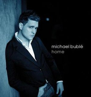 Home (Michael Bublé song) - Image: Home Michael Buble