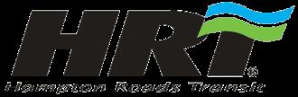 Hampton Roads Transit - HRT logo used from 1999—2012