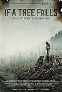 <i>If a Tree Falls</i> 2011 documentary film