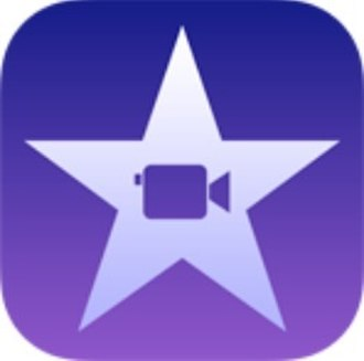 IMovie - Image: I Movie i OS logo