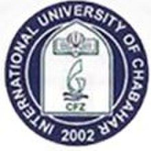 International University of Chabahar - Image: IU Chabahar logo