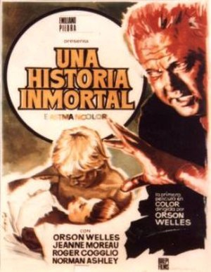 The Immortal Story - Spanish theatrical poster