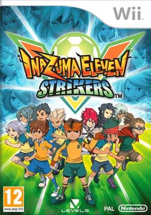 Inazuma Eleven Strikers - Image: Inazuma Eleven Strikers