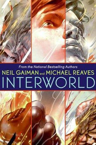 InterWorld - Cover of InterWorld