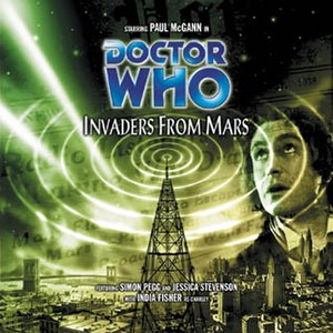 Invaders from Mars (audio drama) - Image: Invaders from Mars (Doctor Who)