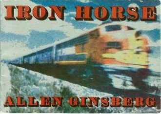 Iron Horse (poem) - First edition