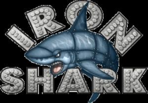Iron Shark - Image: Iron Shark logo