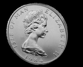 Noble (Manx coin) a platinum bullion coin