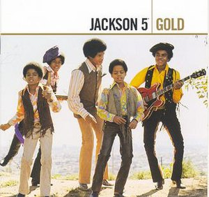 Anthology (The Jackson 5 album) - Image: J5Gold