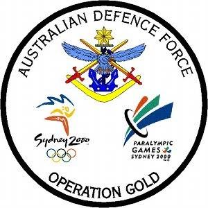 Joint Task Force Gold - JTFGold Olympic logo