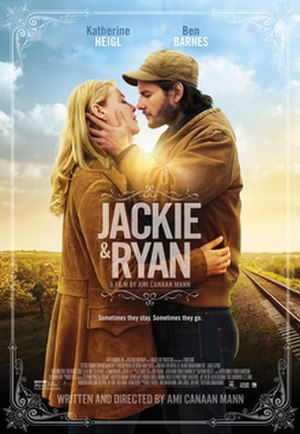 Jackie & Ryan - Theatrical release poster