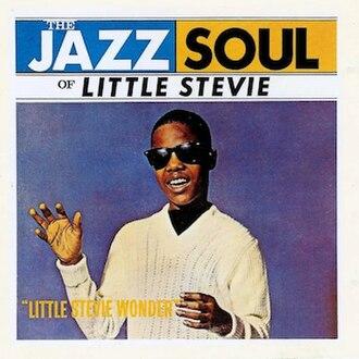 The Jazz Soul of Little Stevie - Image: Jazzsoul