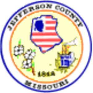 Jefferson County, Missouri - Image: Jefferson County, Missouri seal