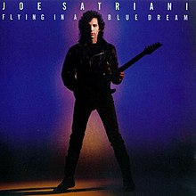 Joe Satriani: Flying In A Blue Dream (album)