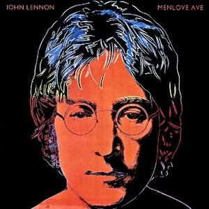 Menlove Ave. - Image: John Lennon albums menloveavenue