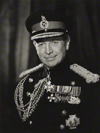 John Hackett (British Army officer) - General Sir John Hackett