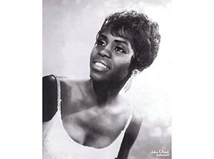 Kittie Doswell -  Kittie Doswell, early 1960s