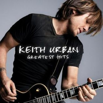 Greatest Hits: 18 Kids - Image: Keith Urban Greatest Hits