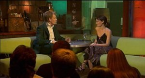 Patrick Kielty Almost Live - Kielty interviewing Sharon Corr