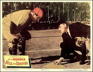 Kill the Umpire - Image: Kill the Umpire lobby card