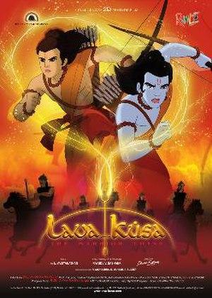 Lava Kusa: The Warrior Twins - Lava Kusa poster