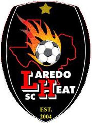 Laredo Heat - Image: Laredo Heat 2007 Logo