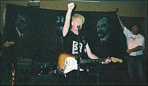 Larry Kirwan - Image: Larry Kirwan In 2006