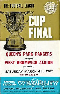 1967 Football League Cup Final