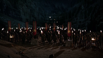 League of Assassins - The League of Assassins in the television series Arrow.