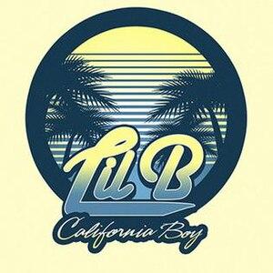 California Boy - Image: Lil B Basedgod California Boy cover art rare tybg