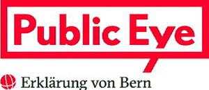Public Eye (Erklärung von Bern) - Image: Logo publiceye mobile