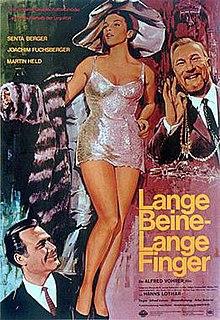 <i>Long Legs, Long Fingers</i> 1966 film