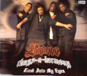 Look into My Eyes (Bone Thugs-n-Harmony song) - Image: Look into My Eyes