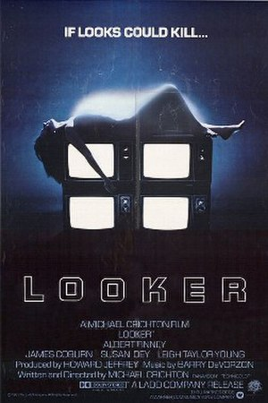 Looker - original film poster