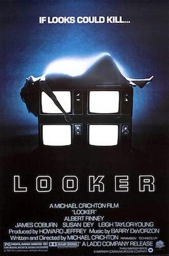 Looker - original film poster